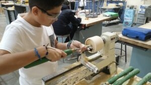 Hands-on learning never went away at Eastmont
