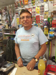 Manuel Guzman of Methow Market