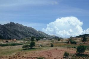 A scene from Torotoro, Bolivia