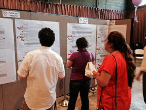More than 2,000 citizens participated in the Our Valley What's Next process