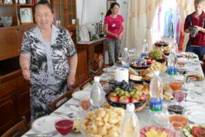 Akin Musaeva, the mother of Quincy teacher Gulzat Perry
