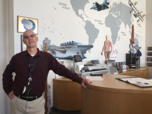 Pacific Aerospace and Electronics CEO Ed Phinney